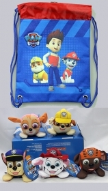 Bag Sports DISNEY PAW PATROL more Plush