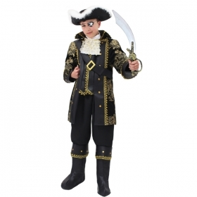 DRESS COSTUME Mask CARNIVAL kid - PIRATE CORSAIR