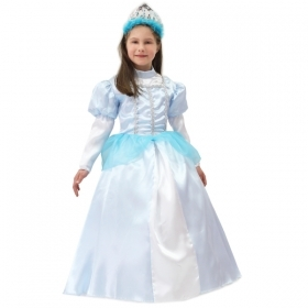 DRESS COSTUME Mask CARNIVAL baby - CINDERELLA p