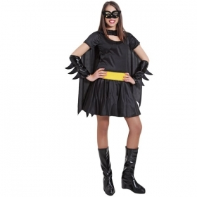 DRESS COSTUME CARNIVAL Mask for Adults GIRL BAT