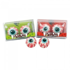 Eraser COLLECTION - IDEA-CANDY - AFTER PARTY - Monster eyes