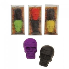 Eraser COLLECTION - IDEA-CANDY - AFTER PARTY - Skull