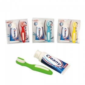 Rubber X Delete COLLECTION IDEA wedding FAVOR AFTER the FEAST toothbrush toothpaste