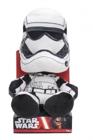 PLUSH DISNEY - STAR WARS - STORM TROOPER 30 cm