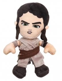 PLUSH DISNEY - STAR WARS - REY 20 cm