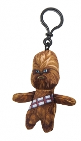 Keychain PLUSH DISNEY - STAR WARS - CHEWBACCA 10 cm