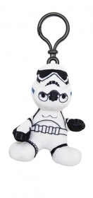 Keychain PLUSH DISNEY - STAR WARS - STORM TROOPER 10 cm