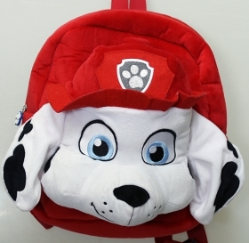BACKPACK Rucksack Folder Asylum 3D School DISNEY PAW PATROL Marshall