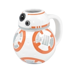 CUP three-Dimensional - DISNEY - STAR WARS - BB-8