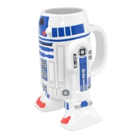 CUP three-Dimensional - DISNEY - STAR WARS - R2D2