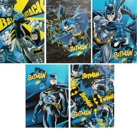 5 Quadernoni Notebooks and maxi/4 Disney BATMAN - Lining Q - elementary