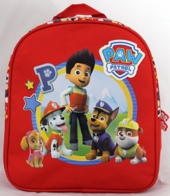 BACKPACK Rucksack Folder Kindergarten School DISNEY - PAW PATROL to