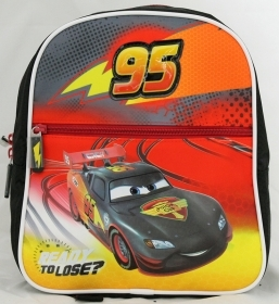 BACKPACK Rucksack Folder Kindergarten School DISNEY - CARS new