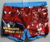 COSTUME Boxer MARE / Piscina DISNEY - Marvel SPIDERMAN - TAGLIE - 4 - 6 - 8 a