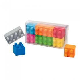 Eraser COLLECTION - IDEA-CANDY - AFTER PARTY - Bricks