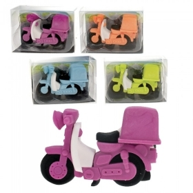 Eraser COLLECTION - IDEA-wedding favors - AFTER the PARTY-VESPA SCOOTER