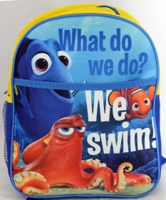 BACKPACK Rucksack Folder Kindergarten School DISNEY - Nemo - FINDING DORY
