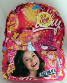 BACKPACK Folder - School and Leisure Time DISNEY - SOY LUNA