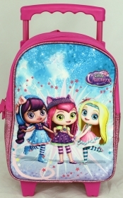 BACKPACK Backpack Trolley School Kindergarten - LITTLE CHARMERS