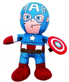 PLUSH DISNEY MARVEL CAPTAIN AM