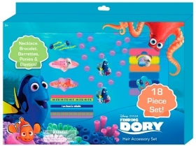 Fantastic Accessory set - Disney finding DORY - 18 pieces