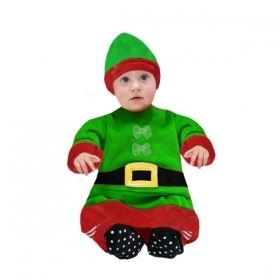 DRESS COSTUME Mask NATELE NEWBORN - ELFETTA CHRISTMAS Newborn