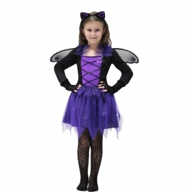 DRESS COSTUME CARNIVAL Mask / Halloween - GIRL VAMPIRE to