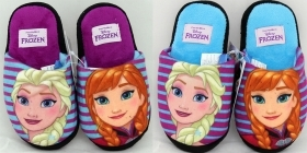 SLIPPERS PLUSH DISNEY FROZEN Elsa and Anna from nr 25 to nr 32