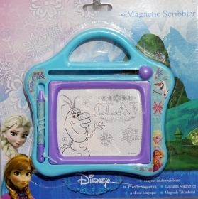 The MAGNETIC board DISNEY - FROZEN Elsa, Anna and Olaf