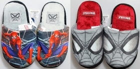 SLIPPERS PLUSH DISNEY MARVEL SPIDERMAN by nr 27 nr 34