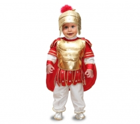 DRESS COSTUME Mask CARNIVAL BABY - ROMAN SOLDIER