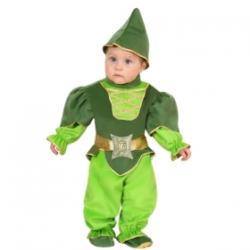 DRESS COSTUME Mask CARNIVAL BABY - PETER PAN