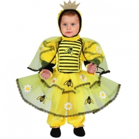 DRESS COSTUME CARNIVAL Mask NEWBORN - QUEEN OF the BEES