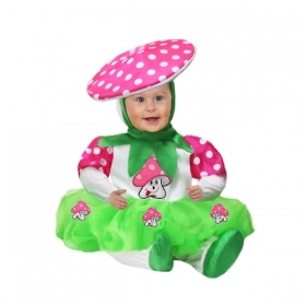 DRESS COSTUME CARNIVAL Mask NEWBORN - FUNGHETTA