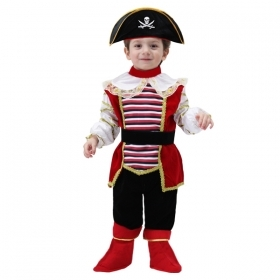 DRESS COSTUME CARNIVAL Mask First Steps - PIRATE