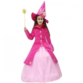 DRESS COSTUME Mask CARNIVAL baby - LITTLE WITCH