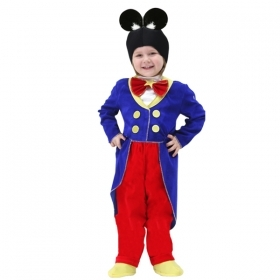 DRESS COSTUME Mask CARNIVAL baby - MICKEY mouse