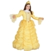 DRESS COSTUME CARNIVAL Mask Girl - PRINCESS BELLE