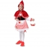 DRESS COSTUME CARNIVAL Mask girl - little RED riding HOOD