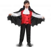 DRESS COSTUME CARNIVAL Mask / HALLOWEEN child - COUNT DRACULA p