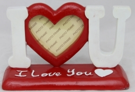 Fantastic PHOTO FRAME-HEART -