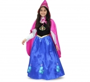 DRESS COSTUME CARNIVAL Mask girl - FROZEN-ANNA p