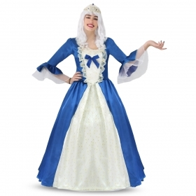 DRESS COSTUME CARNIVAL Mask for Adults - LADY LADY