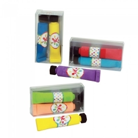 Eraser COLLECTION IDEA wedding FAVOR AFTER the PARTY - TUBE COLOR