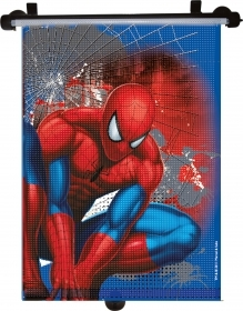 Tendina da sole a rullo 35x50 cm PER AUTO - DISNEY - MARVEL SPIDERMAN