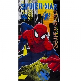 Beach TOWEL / swimming Pool DISNEY - MARVEL - SPIDERMAN - 70 x 140 cm
