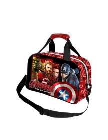 BAG DUFFEL bag with shoulder Strap - Gym-DISNEY MARVEL AVENGERS