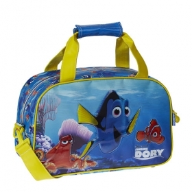 BAG DUFFEL bag with shoulder Strap - Gym-DISNEY DORY and NEMO