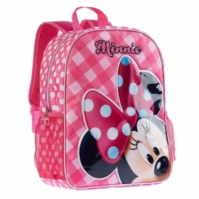 BACKPACK Folder for School, DISNEY MINNIE