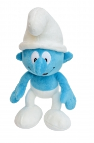 PLUSH SMURFS - THE SMURFS - SMURF 30 CM